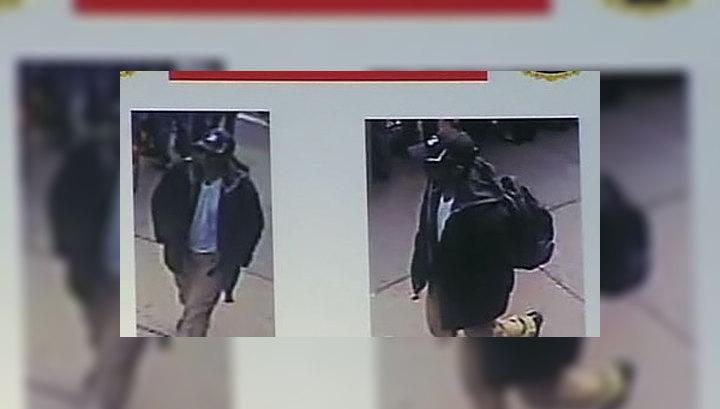 Обнародованы фото подозреваемых в совершении теракта в Бостоне