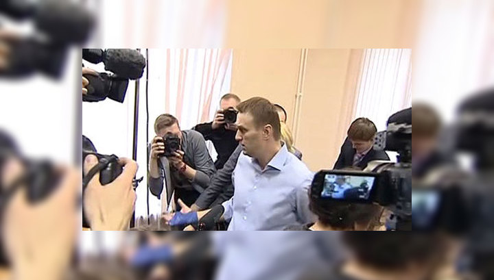 Партии сторонников Навального отказано в регистрации