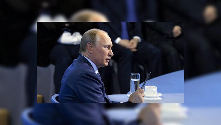 Владимир Путин: Жерар Депардье - не кремлевский проект