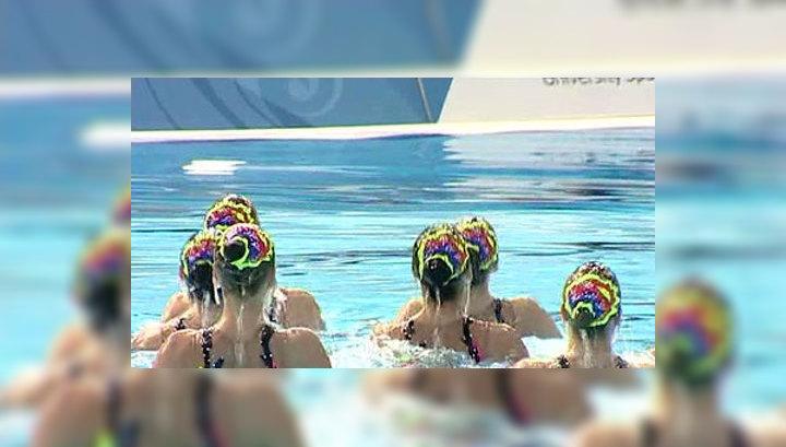 Казань приняла чемпионат России по синхронному плаванию