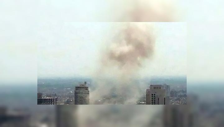 Химическая атака под Дамаском: более 100 человек погибли
