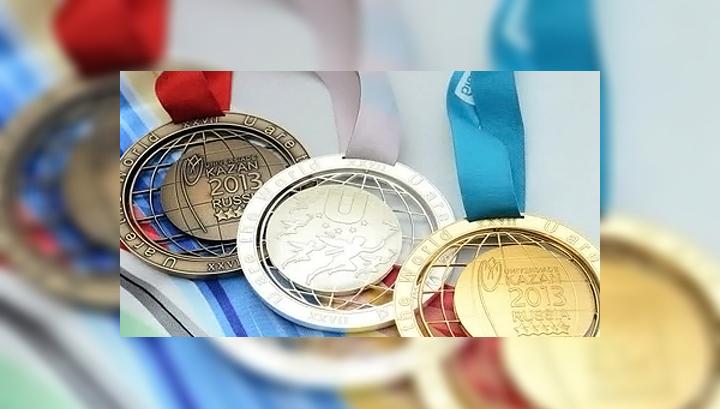 Универсиада. Российские пловцы продолжают добывать медали