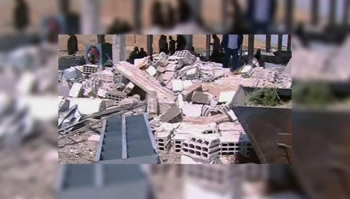 Боевики поблагодарили Израиль за удары по Сирии