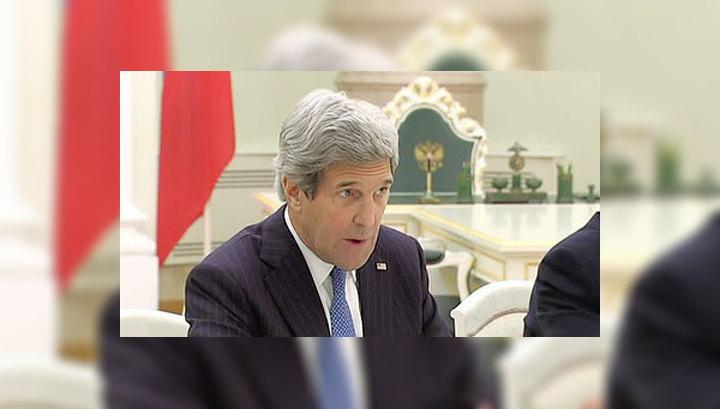 Джон Керри с трудом представляет, как Башар Асад может остаться у власти