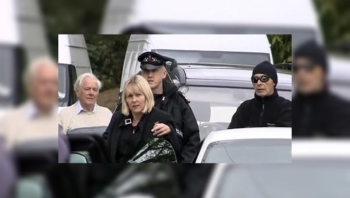Катафалк с телом Березовского доставлен на кладбище