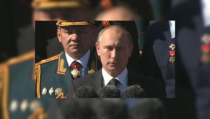 Владимир Путин: мы сделаем все для укрепления безопасности на планете