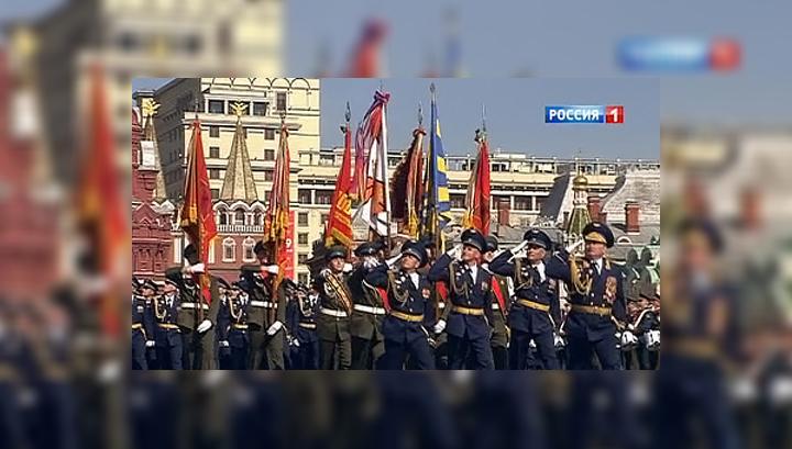 Ветераны о Параде Победы: мы увидели военную мощь России