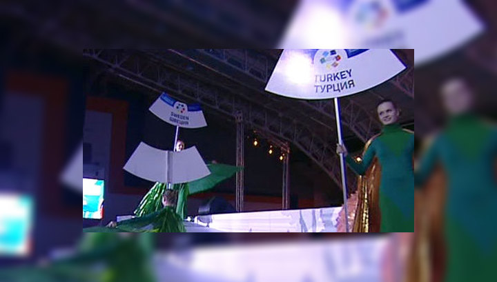 """""""Дельфийский Новосибирск-2013"""" официально открыт"""