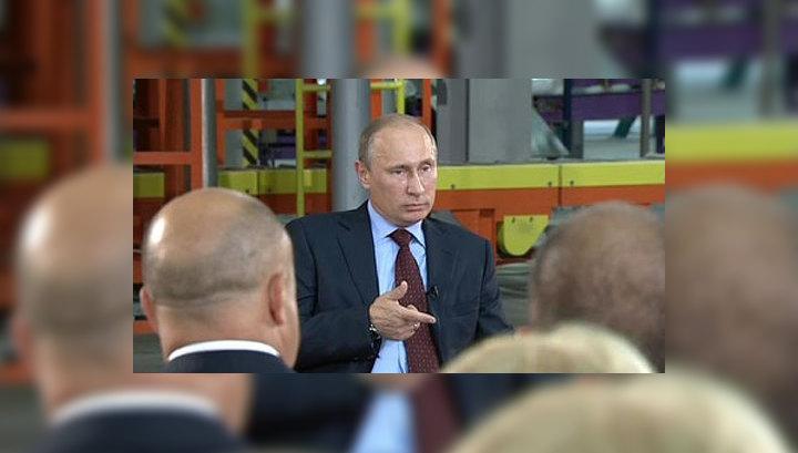 Путин против ипотеки под низкие проценты
