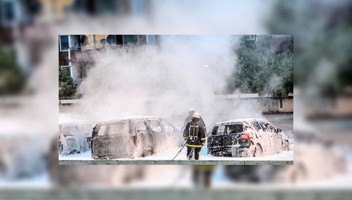 Беспорядки в Швеции: жители Стокгольма готовятся к еще одной бессонной ночи