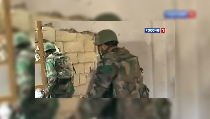 МИД РФ призывает расследовать инцидент с задержанием в Турции сирийских боевиков с зарином