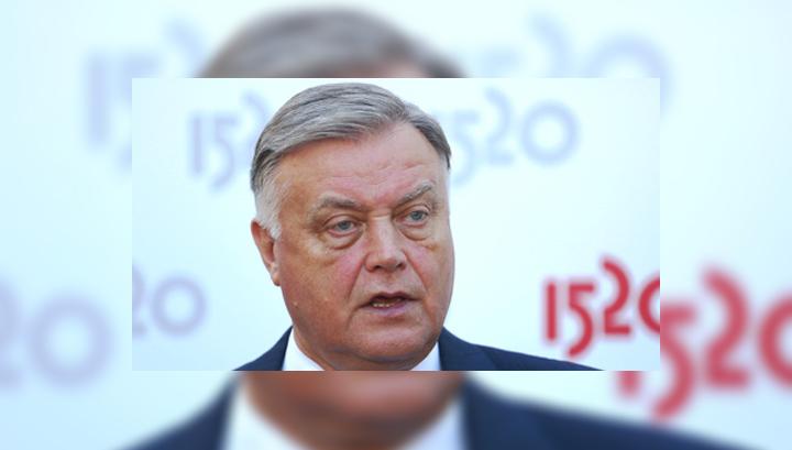 Якунин освобожден от должности главы РЖД