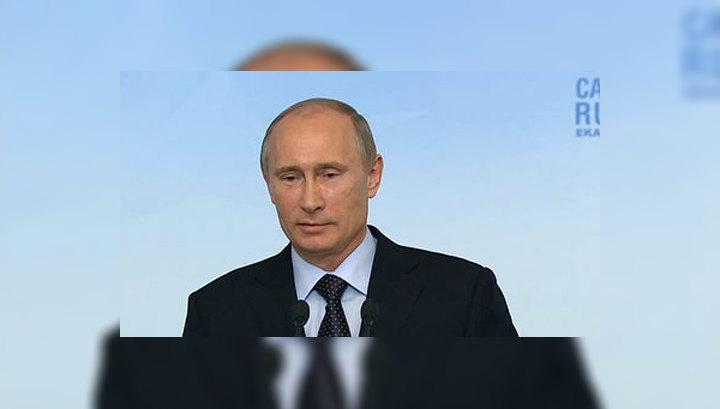 Путин готов подписать запрет на усыновление однополыми парами