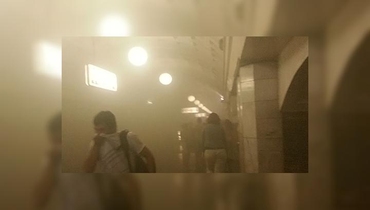 Пожар в метро: пострадавшие получат по сто тысяч рублей