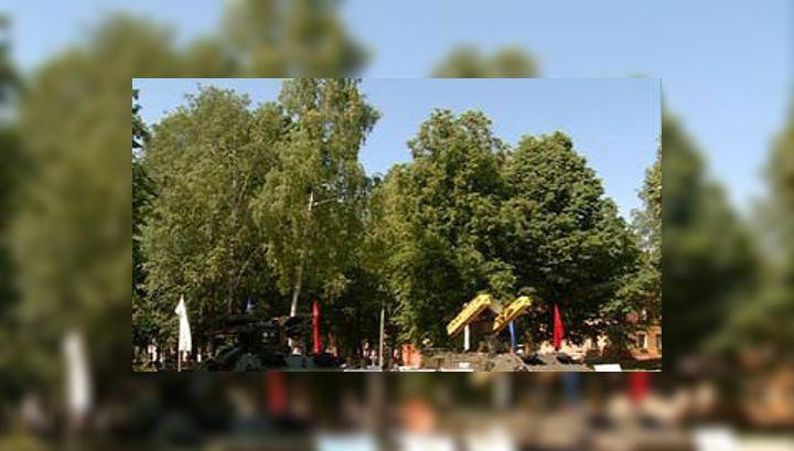 В Смоленске изучают новейшие разработки военной промышленности