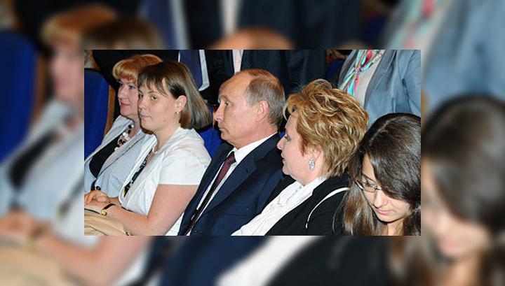 Владимир и Людмила Путины развелись