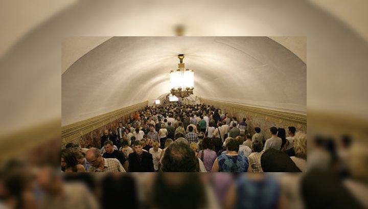 Московское метро получит новые регламенты по оповещению пассажиров о ЧП