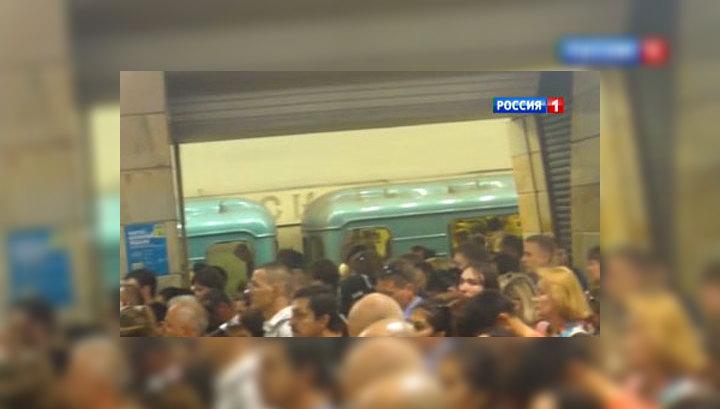 """Метровагонмаш"" заплатит 6 миллионов за остановившийся в тоннеле состав"