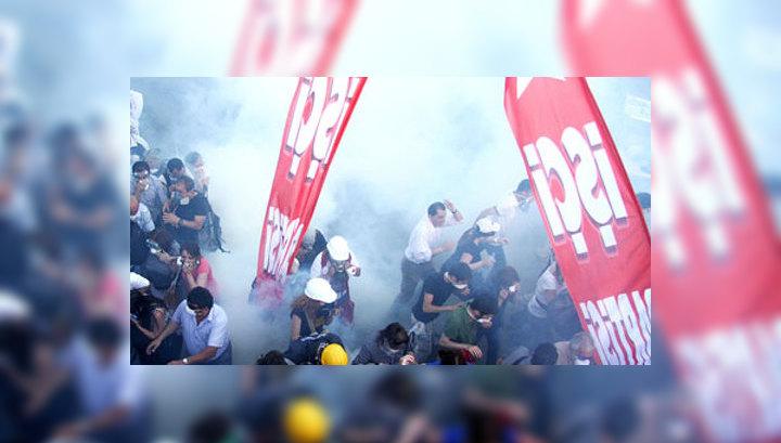В Турции снова начались антиправительственные выступления