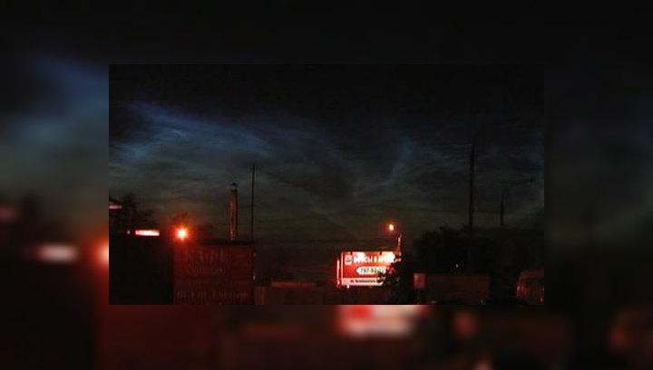 Челябинцы начеку: в небе над городом - неопознанный объект