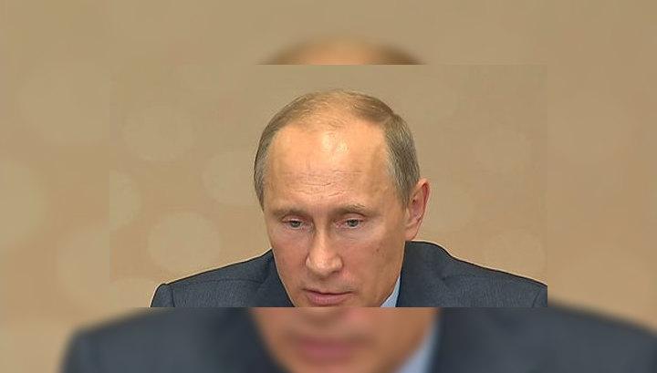 Путин: взрывы на полигонах повторяются не в первый раз