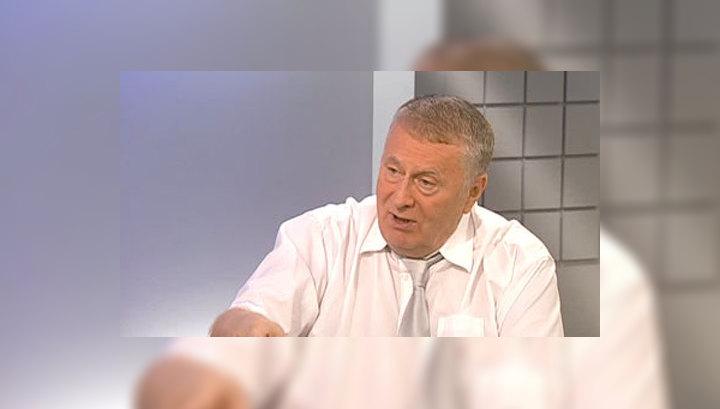 Жириновский против деления России на национальные республики