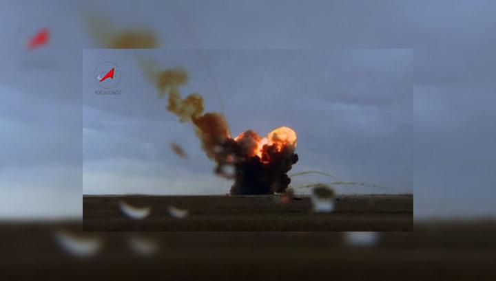 """Крушение """"Протона-М"""": к падению привел ранний старт"""