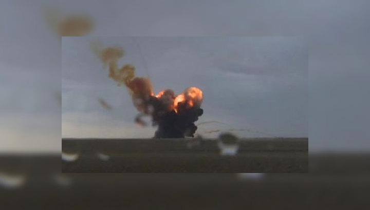 """""""Протон"""" мог упасть из-за отказа одного из рулевых двигателей"""