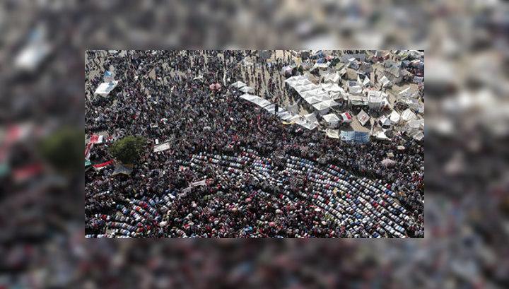 На Тахрире подверглись групповому насилию не меньше 150 женщин