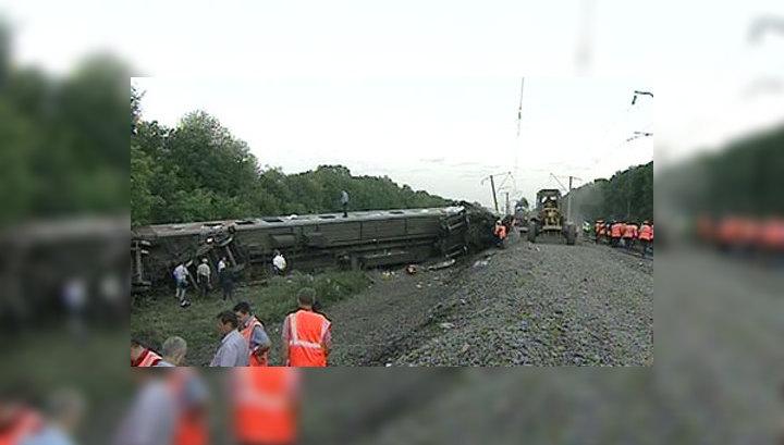 Последствия крушения поезда на Кубани устранены, пассажиры ждут компенсаций