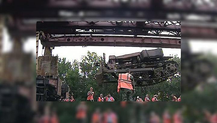 У следствия три версии схода поезда с рельсов на Кубани