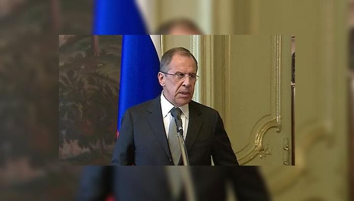 Лавров уверен, что химоружие изготовили сирийские оппозиционеры