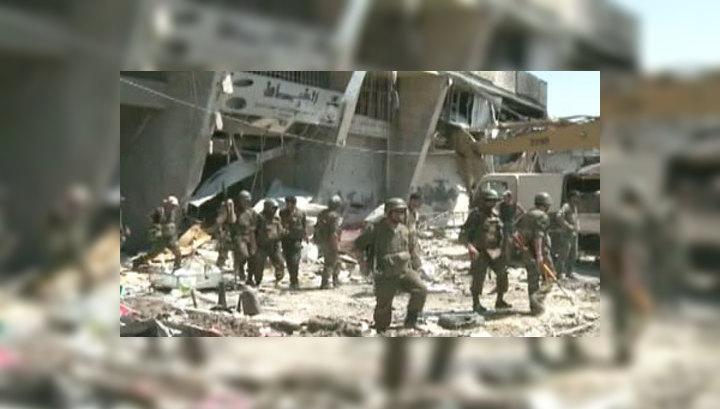 Битва за Дамаск: армия выдавила боевиков на окраины столицы Сирии