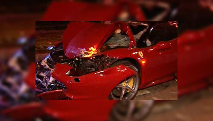 У пенсионера, сбитого сыном миллиардера на Ferrari, остался сын-инвалид