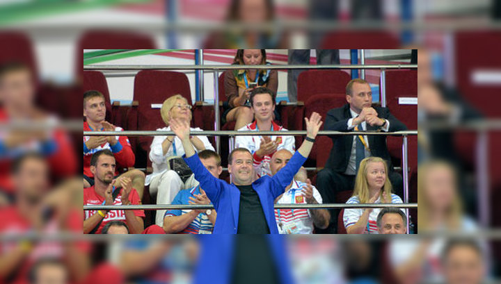 Медведев примет участие в церемонии закрытия Универсиады-2013