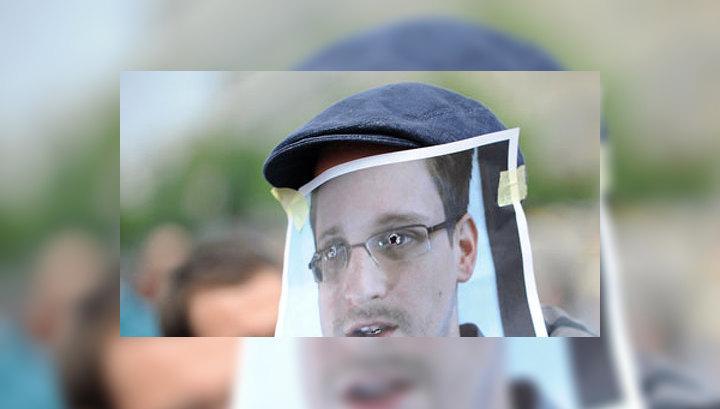 """""""ВКонтакте"""" предложила Сноудену заняться защитой переписки в соцсети"""
