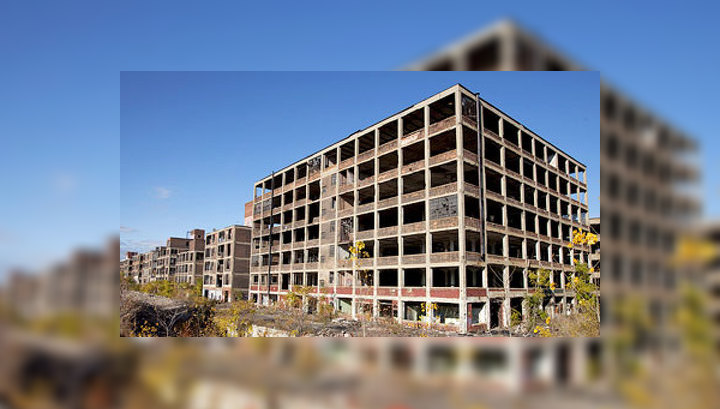 Детройт официально признан городом-банкротом