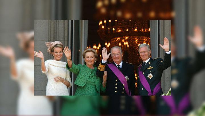 В Бельгии - два короля и три королевы