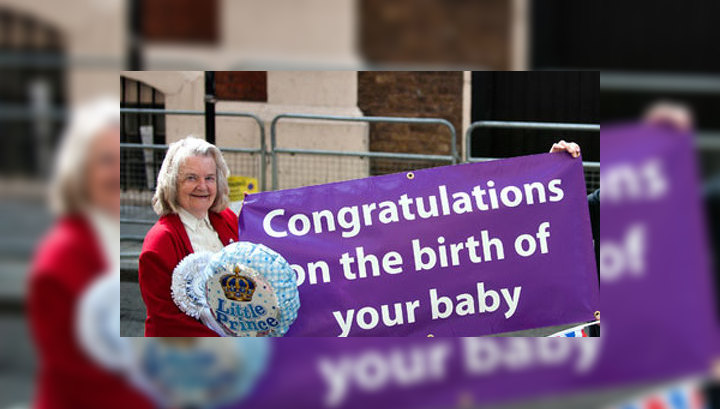 Герцогиня Кейт с младенцем могут выписаться из больницы уже сегодня