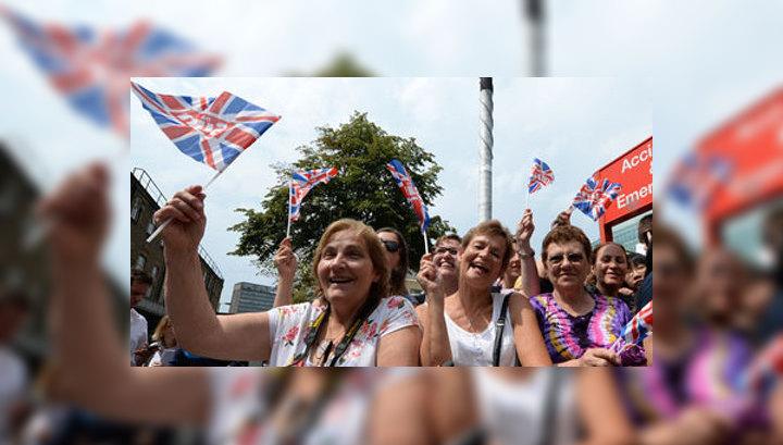 Британия: герцогиня Кейт с новорожденным могут вернуться домой еще во вторник