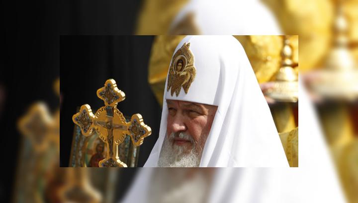 Патриарх Кирилл проведет молебен в Минске