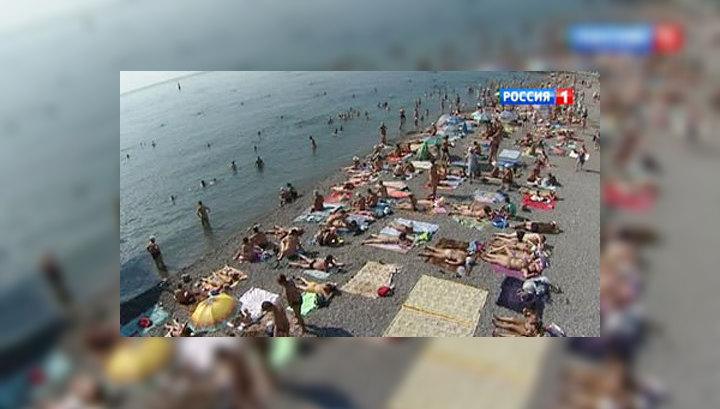 Крым бьет туристический рекорд