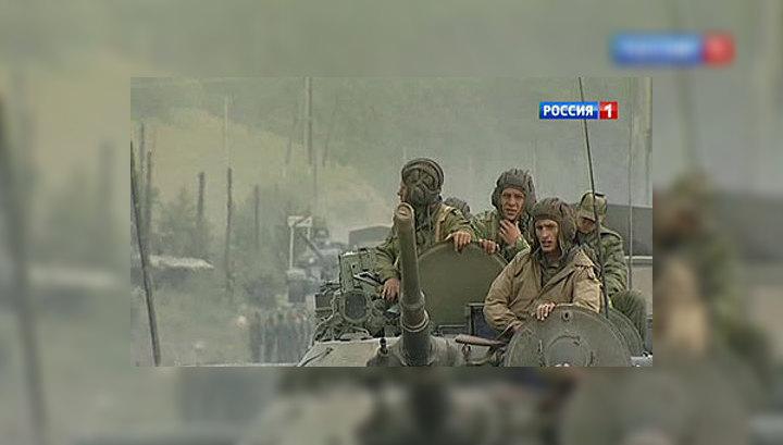 """Пять лет """"Пятидневной войне"""": Южная Осетия поминает погибших в Цхинвале"""