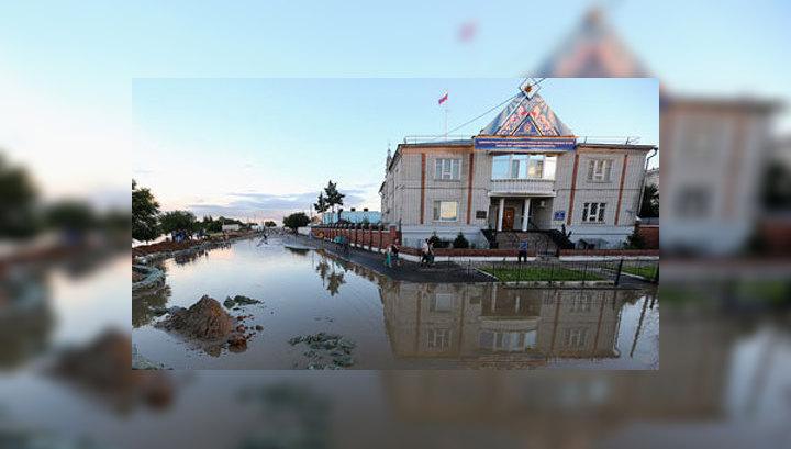 Медицинские отряды спецназначения прибудут в затопленные районы Дальнего Востока