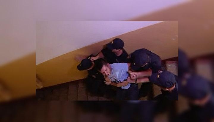 Арестован один из задержанных в квартире на Чистых прудах