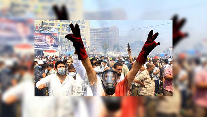 Египет: ликвидация лагерей привела к массовым жертвам и разгулу преступности