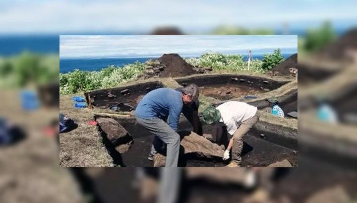 Древние тайны Итурупа: на острове найдены артефакты, которым более 7 тысяч лет