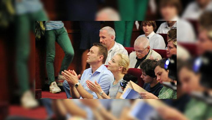 Соратники Алексея Навального вышли на свободу после 10 суток ареста