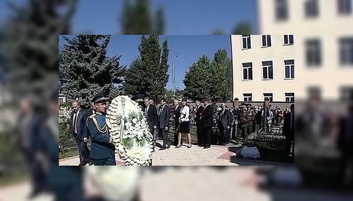 Путин поздравил лидеров Абхазии и Южной Осетии с пятилетием независимости