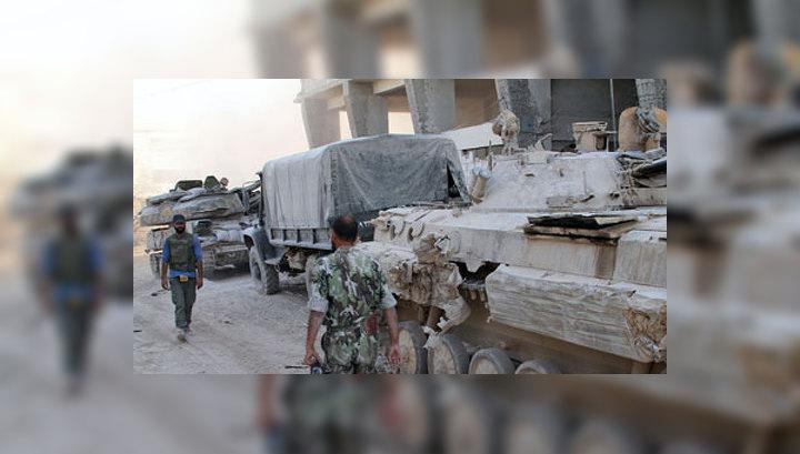 Сирия предупреждает, что станет кладбищем для агрессоров